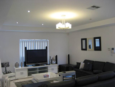 Installation of Intercoms, Data, Phone, TV Lines and Cables