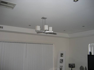 Downlights look add a modern look to your home