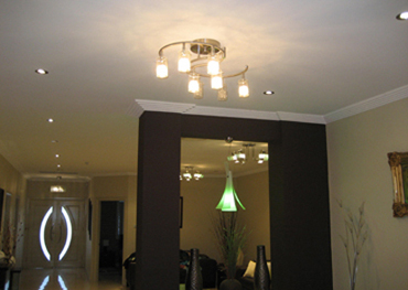Indoor lighting canehnace the look of your home